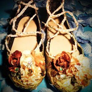 Fairytale slippers
